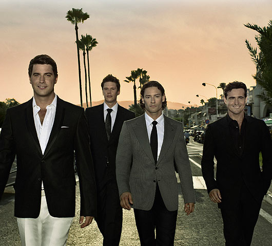 Il divo spain concert and festival guide - Il divo unchained melody ...